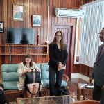 Carter Centre Officials meet Attorney General; Other players to be engaged