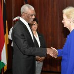 Guyana and Germany to continue strong bilateral relations