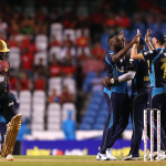 Tridents dismantle TKR to face Amazon Warriors for CPL Crown