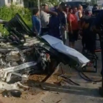 Five die in early morning smash up at Friendship EBD