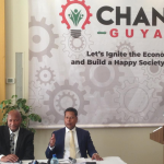 Change Guyana wants to change Guyana's tax system with several reductions in various taxes