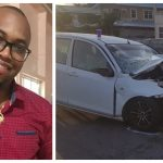Young Banker dies in early morning crash