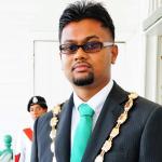 Ubraj Narine reelected Mayor of Georgetown