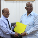 MoU signed for the operational management of Natural Resources Fund