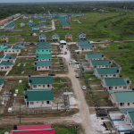 Central Housing and Planning Authority plans to allocate 5000 house lots per year