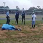 Athletics Coach found murdered at Durban Park