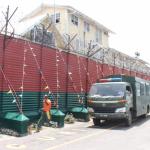 Prison break plot foiled at Camp St. jail
