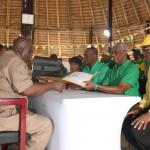"Granger confident of APNU+AFC's ""winning list"" of candidates"