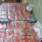 Four held in CANU cocaine and marijuana afternoon bust