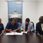 FALLS sign major agreement for distribution of BP Castrol products in Guyana