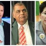 Shuman, Bandhu and Leung back in Presidential race