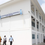 Rehabilitated Georgetown Hospital Staff Quarters Commissioned