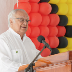Guyana must stand united as border case set to begin  -Sir Shridath
