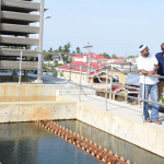 Billion-dollar water treatment plant commissioned at Uitvlugt; 21,000 residents to benefit