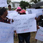 50 strike actions and 20% shortfall in production at Guysuco