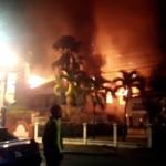 Early Morning Fire guts Brahma Kumaris Yoga Centre
