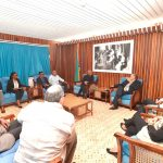 President tells OAS he is awaiting Court's ruling and will not interfere in work of GECOM
