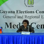 GECOM to start releasing Elections results this midday