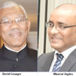 Granger and Jagdeo agree to recount of votes under CARICOM High-Level Independent team