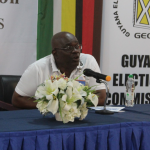 "GECOM addresses ""minor hiccups"" raised by party agents"