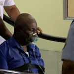 Returning Officer for Region 4 falls ill during the processing of results