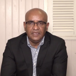 "Jagdeo calls on supporters to be calm but vigilant hours after telling them ""Granger will go nowhere without a protest"""