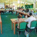 President convenes government officials for Coronavirus action plan meeting