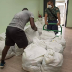 CDC begins distribution of relief hampers today