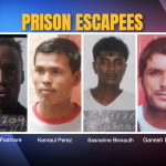 Search continues for prison escapees
