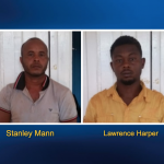 Four years in jail for men busted with cocaine and marijuana on Mabura road