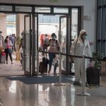 Airports set to reopen to schedule service on October 12