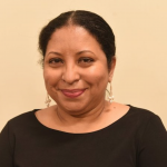 Professor Paloma Mohamed is new UG Vice-Chancellor