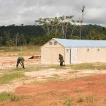 COVID-19 Screening and Testing site set up at Aranka