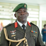 New Acting Chief of Staff takes command of GDF