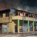 GECOM Wismar sub-district office gutted by early morning fire