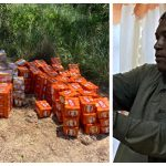Lethem businessman caught red-handed smuggling beer from Brazil