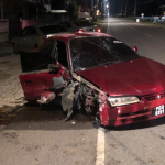 Three die in late-night Berbice accident