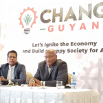 Majority of executive agree to dissolve Change Guyana party
