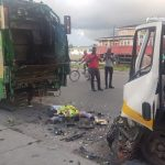 Garbage collector smashed to death in East Coast accident