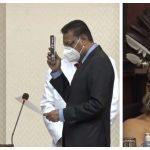 Manzoor Nadir Elected Speaker; Shuman is Deputy Speaker