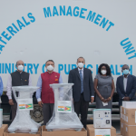 India donates ventilators and other supplies to aid Guyana's COVID-19 fight