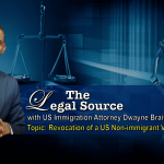 Legal Source: Revocation of a US Non-Immigrant Visa