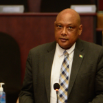 Trotman warns government about interference in the affairs of other states
