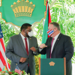 Guyana and US agree to joint air and maritime patrols to fight narcotics from next week