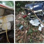 Cocaine found in crashed plane weighs over 850 pounds; Identity of dead man still unknown
