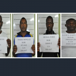 Guyanese and Barbadians in custody over marijuana bust at city wharf