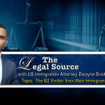Legal Source: The B2 Visitor Visa