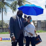 Volda Lawrence detained for questioning by Police over election probe