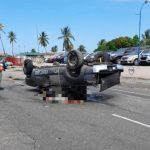 Road deaths up by 51% this year; 112 fatalities recorded so far