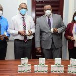 Ansa McAl donates doses of Remdesevir to Ministry of Health